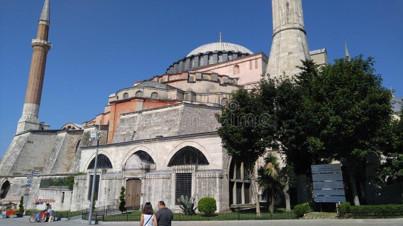 Sophia Costantinopoli di Aya fotografie stock