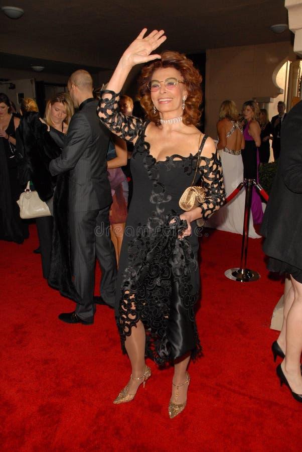 Sophia Loren image stock