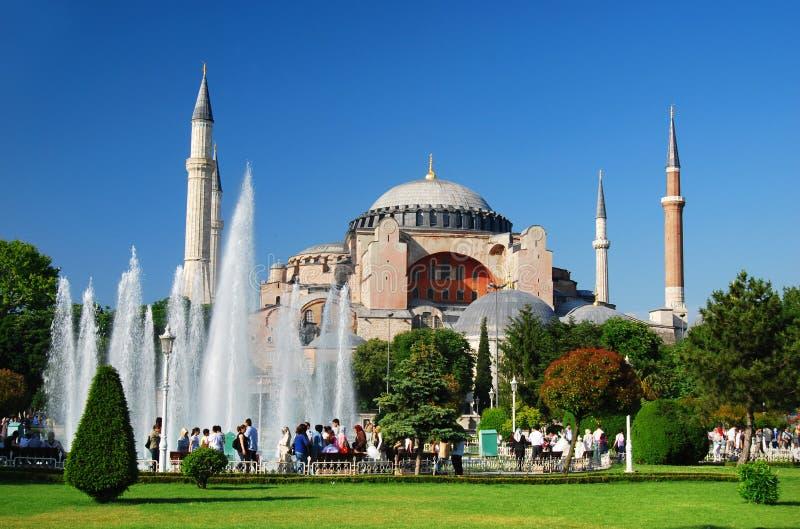 sophia sofya της Κωνσταντινούπολης hagia aya στοκ φωτογραφίες με δικαίωμα ελεύθερης χρήσης