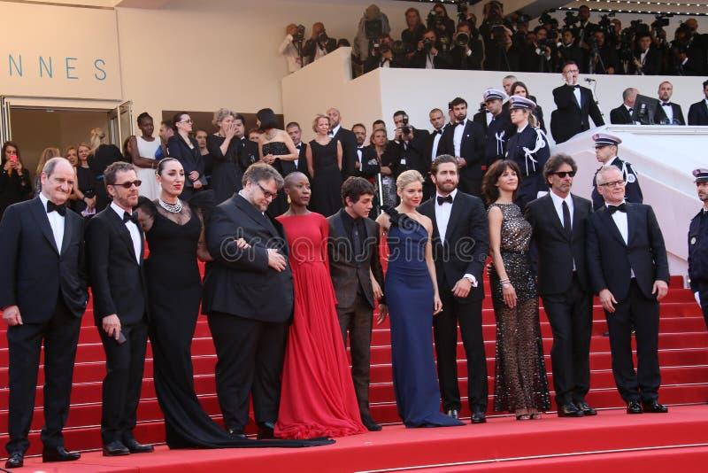 Sophie Marceau, Xavier Dolan, Sienna Miller, Jake Gyllenhaal zdjęcia royalty free
