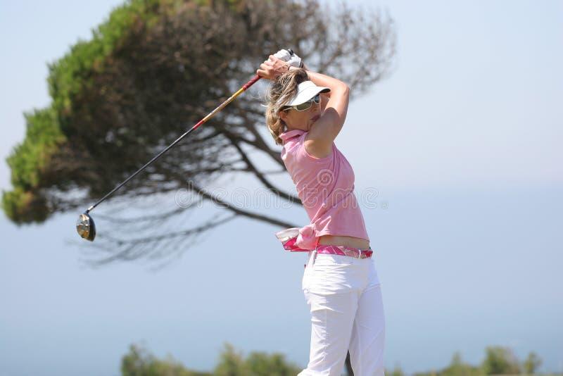 Download Sophie Sandolo, Portugal Ladies Open 2006, Oitavos Editorial Photo - Image: 4374461