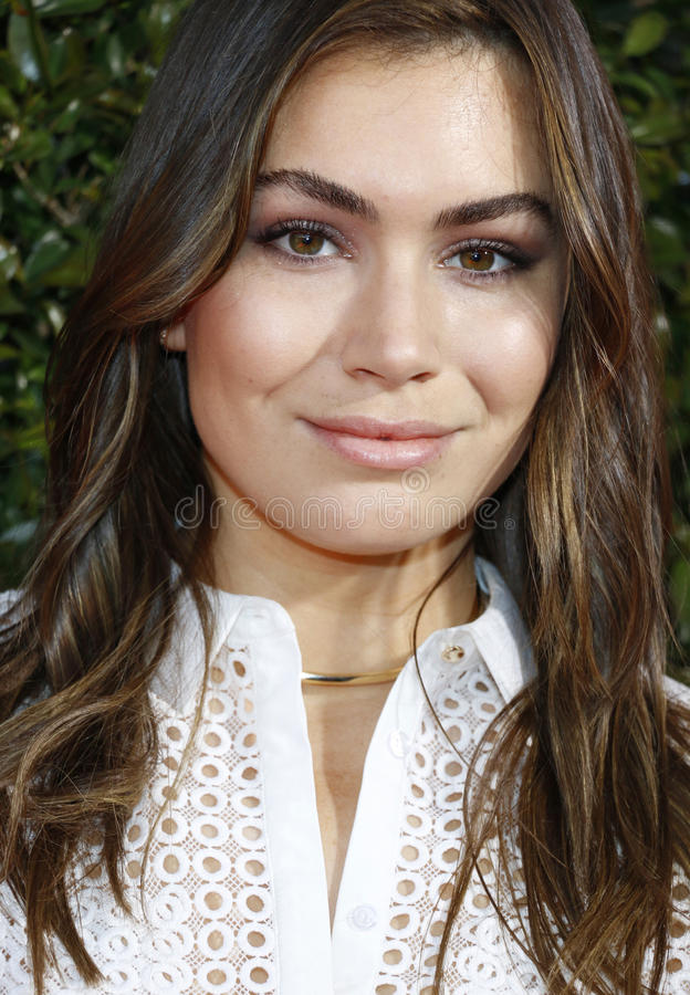 Sophie Simmons immagine stock
