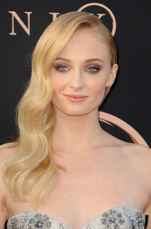 Sophie Turner images stock