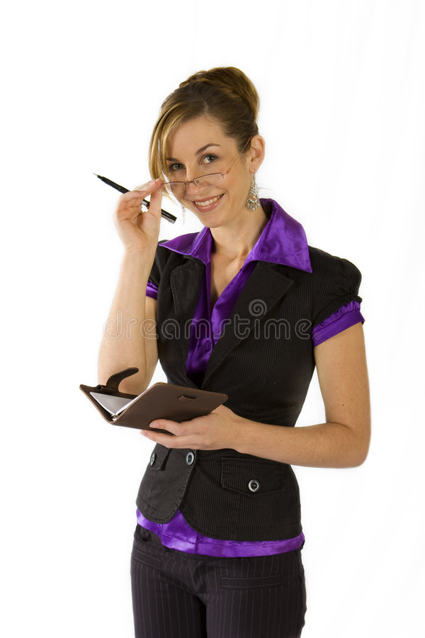Download Sophisticated Business Lady Stock Photo - Image: 5378320