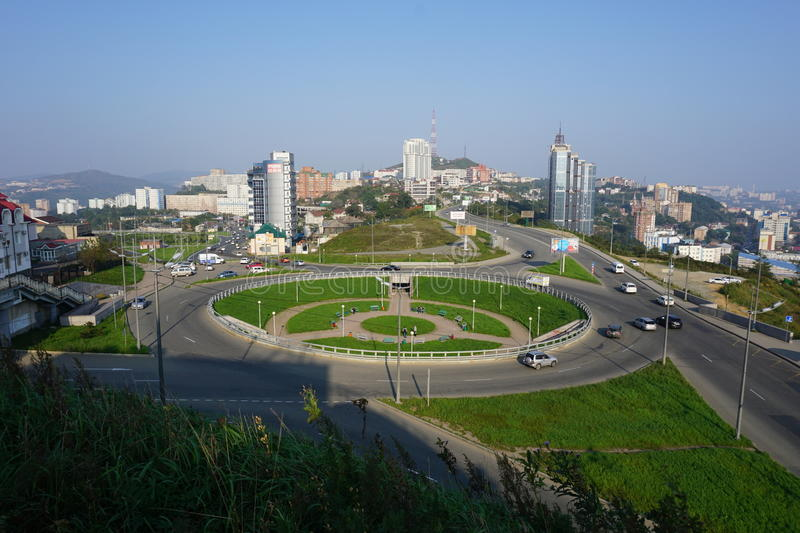 Download Sopka Vladivostok. Primorye. Russia. Editorial Image - Image of russia, city: 83721325