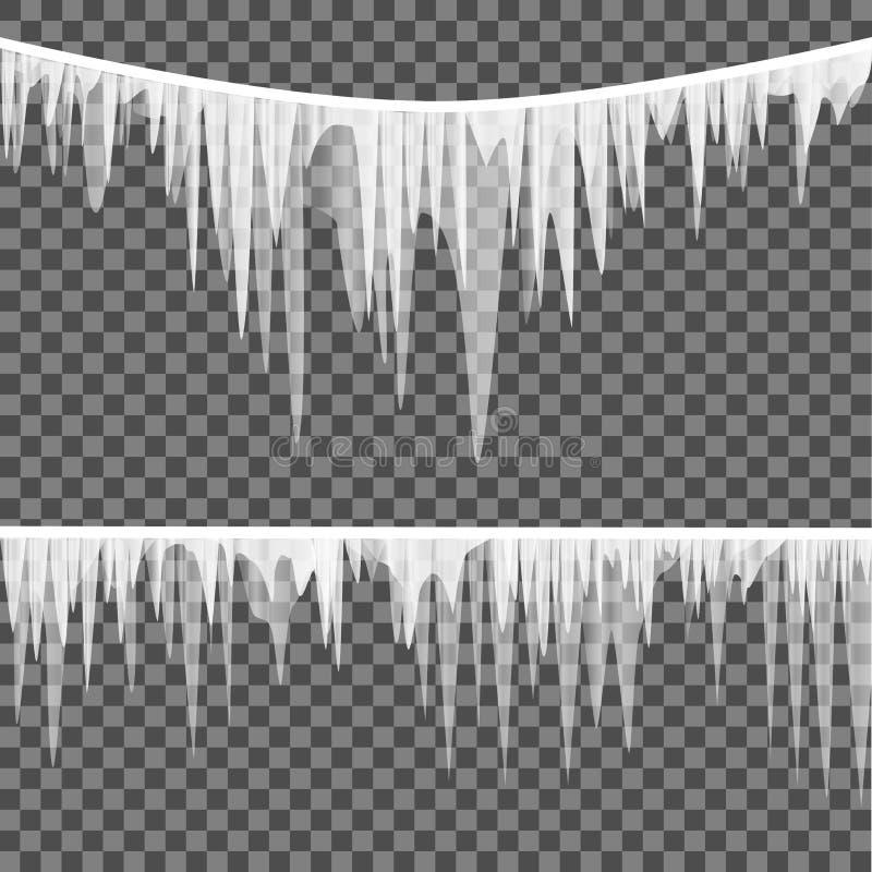 Sople na drucie ilustracja wektor