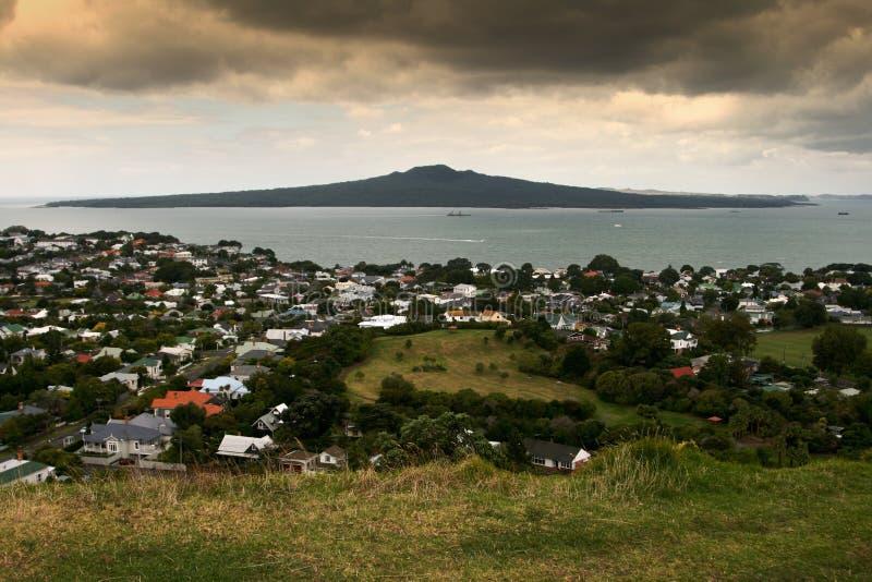 Soporte Victoria, Nueva Zelanda fotografía de archivo