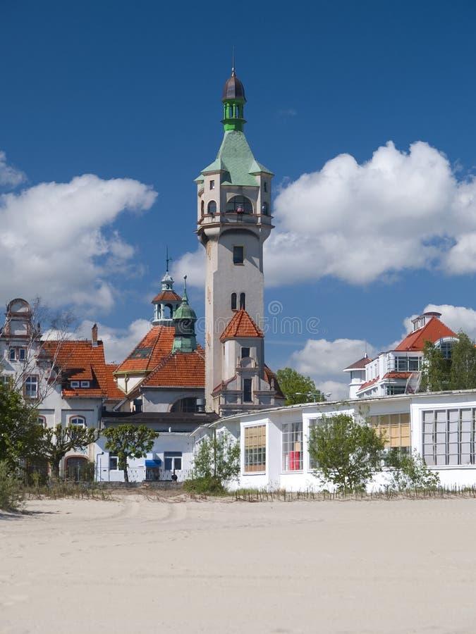 Free Sopot Royalty Free Stock Image - 9545286