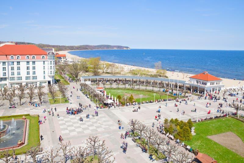 Download Sopot And Baltic Sea Coast Royalty Free Stock Photo - Image: 30964525