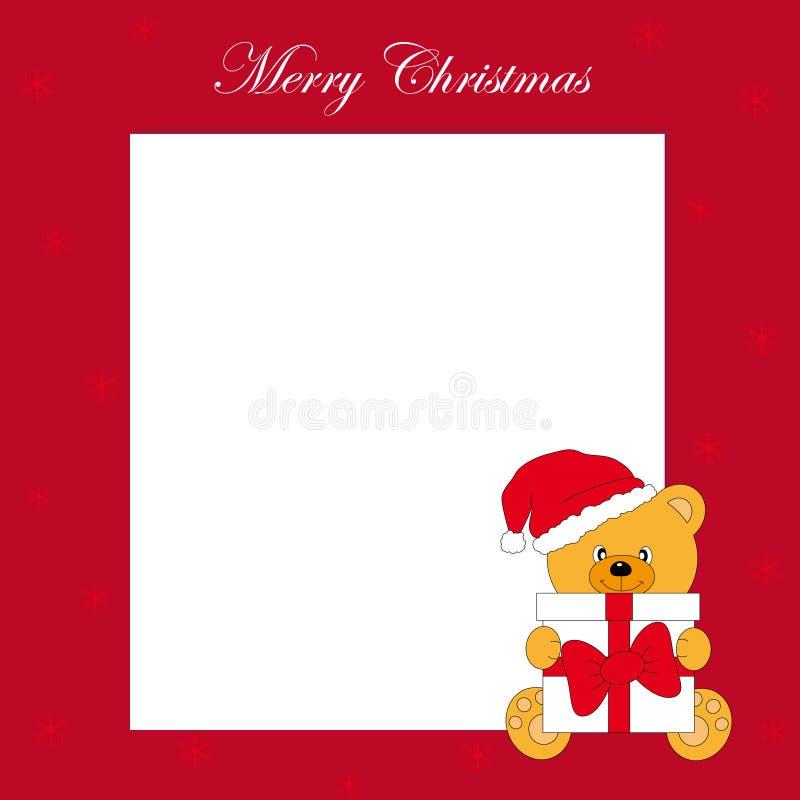 Sopportare-Natale royalty illustrazione gratis
