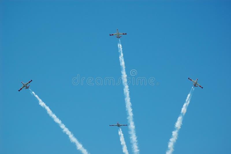 Sopra il cielo 6 fotografia stock libera da diritti