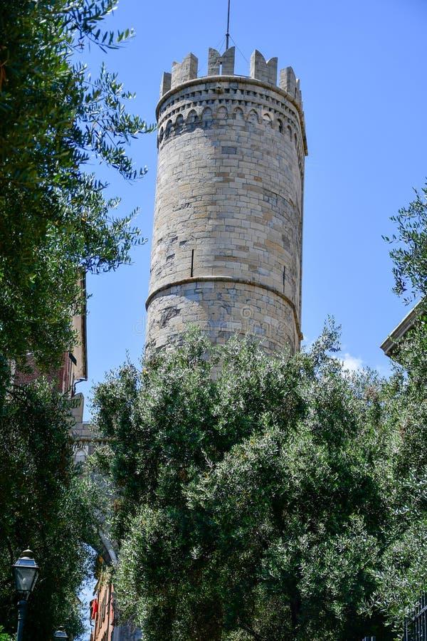 Soprana Porta, Γένοβα, Ιταλία, στοκ εικόνες με δικαίωμα ελεύθερης χρήσης