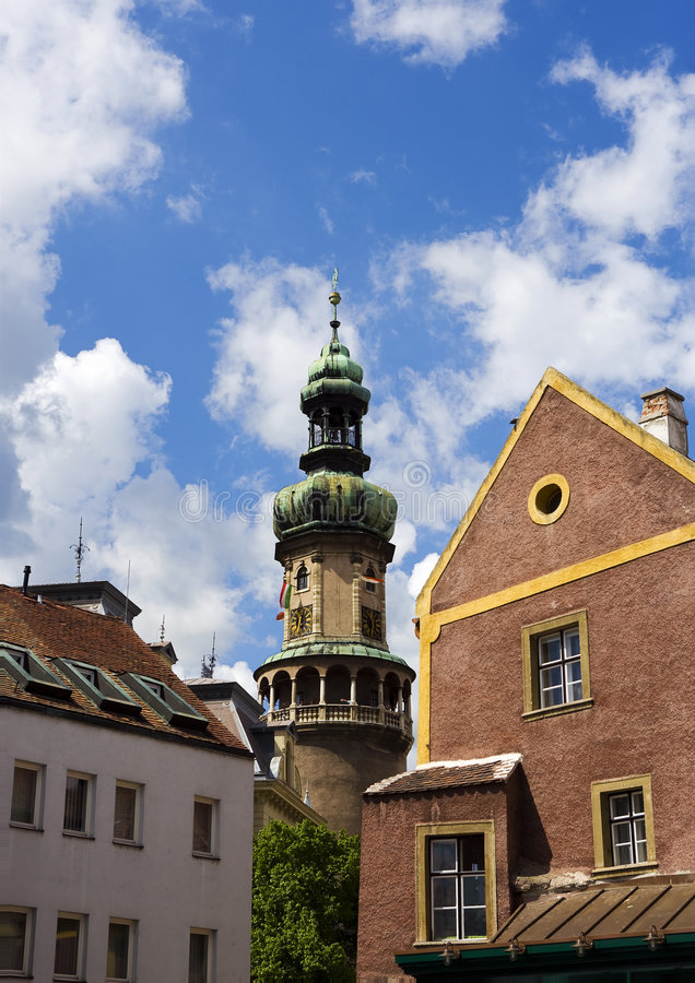 Sopron royalty free stock photos