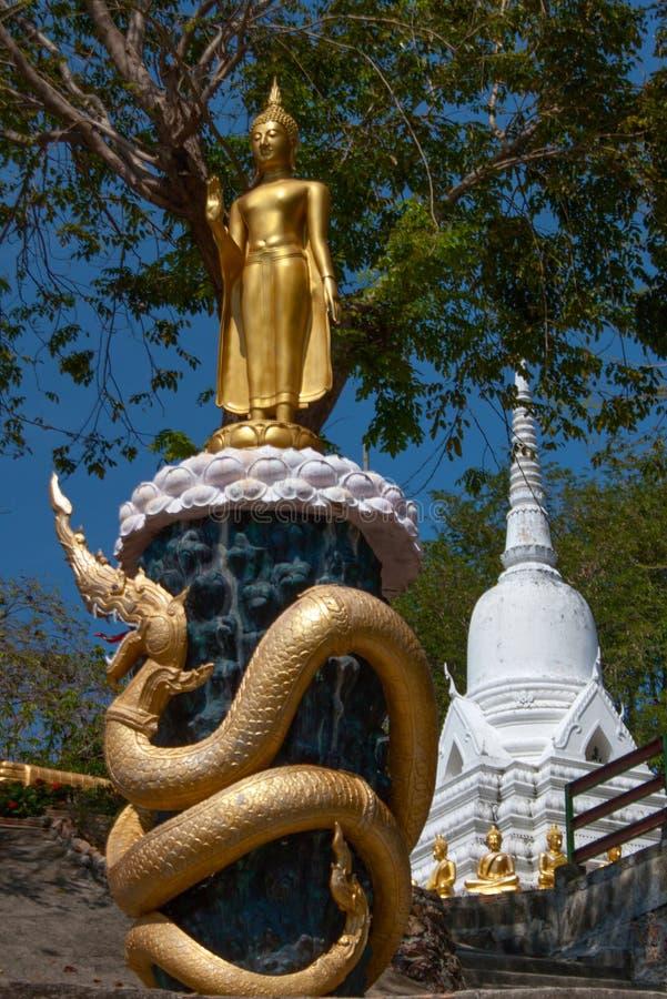 SOR di Khao Chedi Laem, Koh Samui, Tailandia fotografia stock