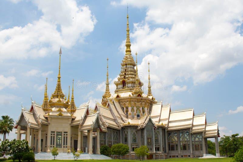 Sorapong-tempel royaltyfria foton