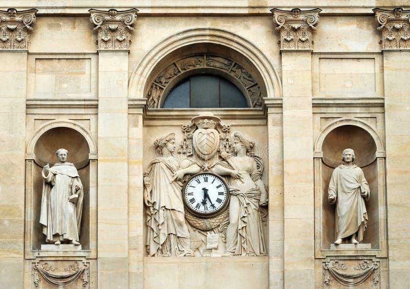 Sorbonne. photos libres de droits