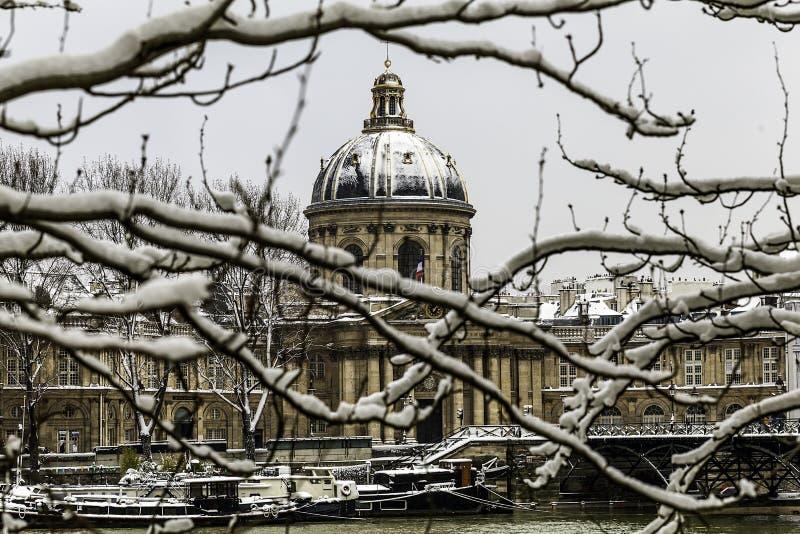 Sorbonne, Universiteit van Parijs royalty-vrije stock foto's