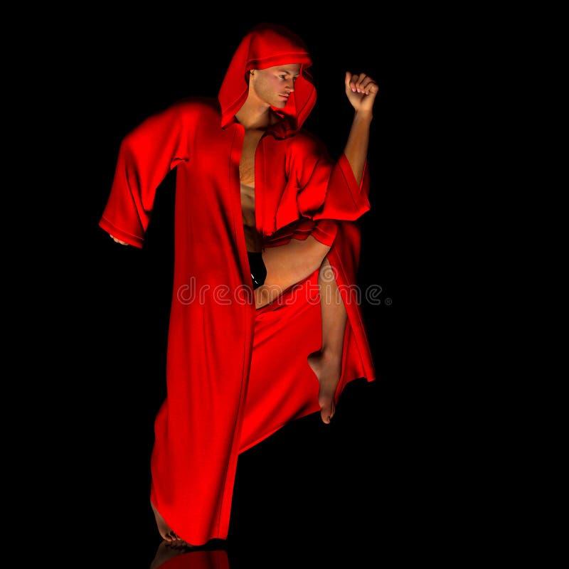 Download Sorcerer's costume stock illustration. Illustration of costumes - 21368524