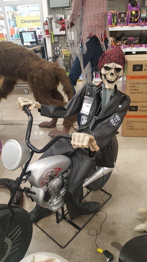 sorcières octobre effrayant de Halloween Home Depot photos libres de droits