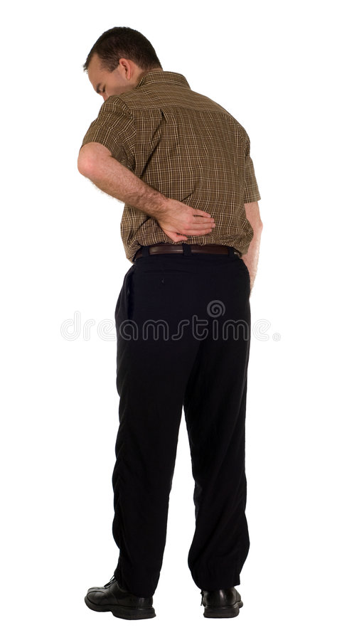 Download Sore Back stock photo. Image of backache, agony, cramp - 7210290