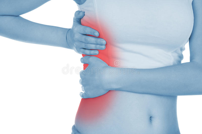Download Sore Side, Pneumonia, Shown Red, Keep Handed Stock Photo - Image of healthy, fracture: 32198614