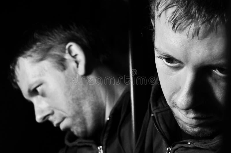 sorgsenhet fotografering för bildbyråer