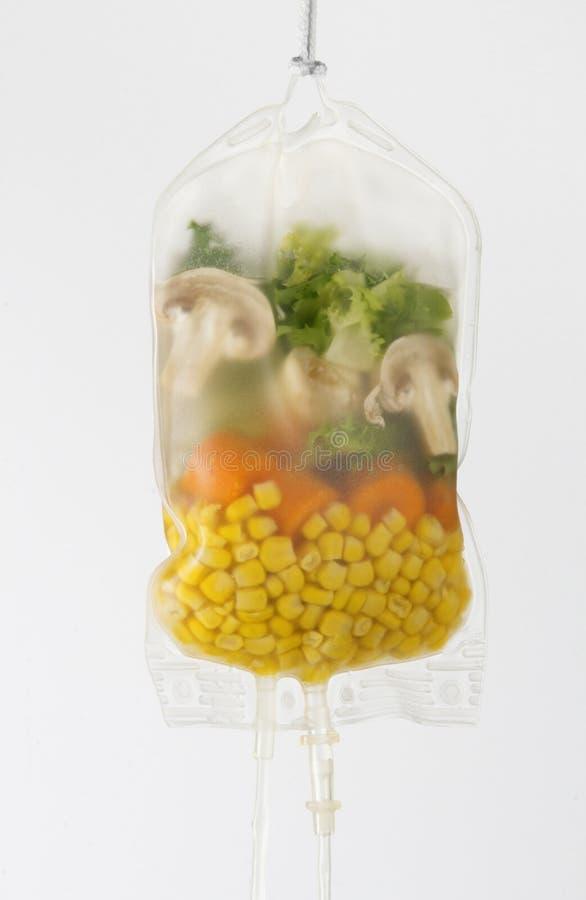 Soro da salada fotos de stock