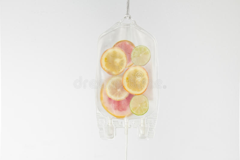 Soro do citrino imagens de stock