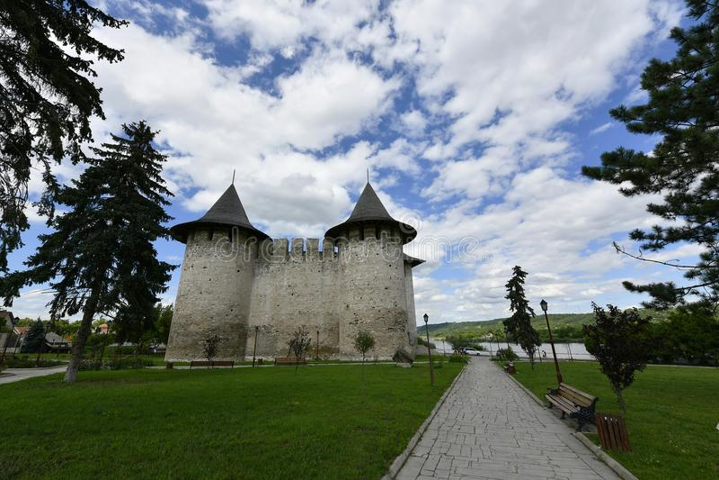 Soroca fortress Mold. Cetatea Soroca. stock photos