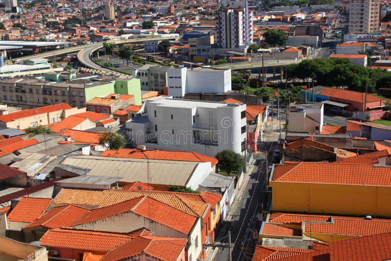 Sorocaba, Brasilien lizenzfreie stockbilder