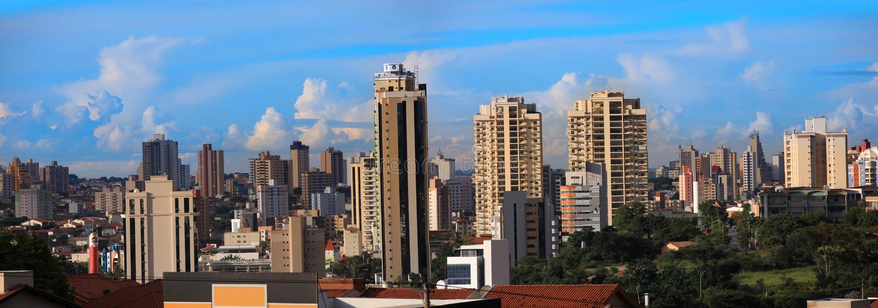 Sorocaba, Brazilië royalty-vrije stock foto
