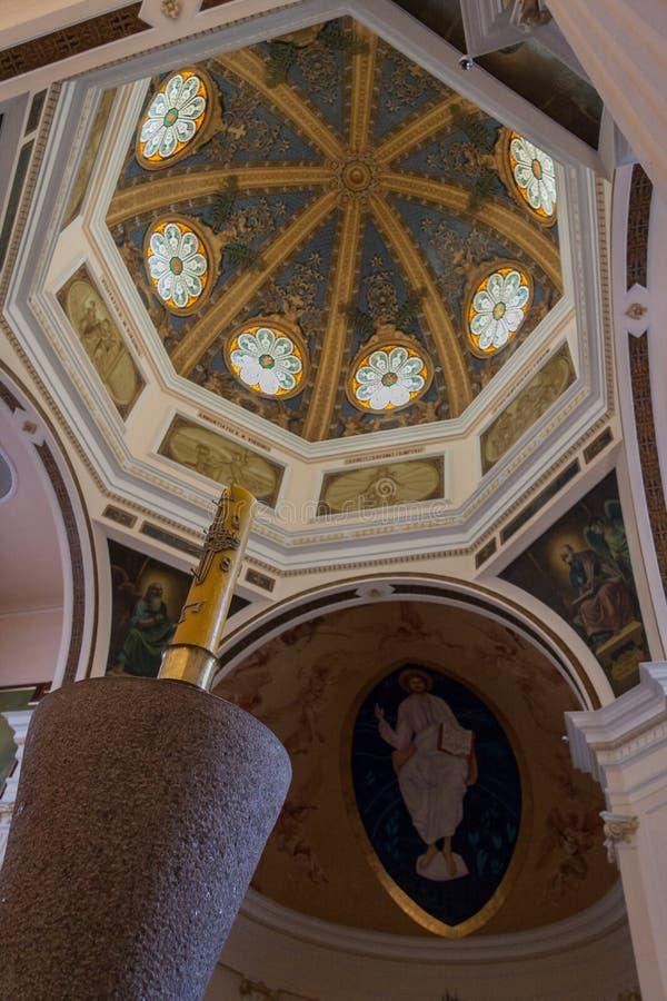 Sorocaba katedra zdjęcie royalty free