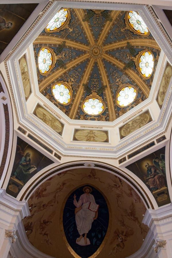 Sorocaba katedra obraz stock