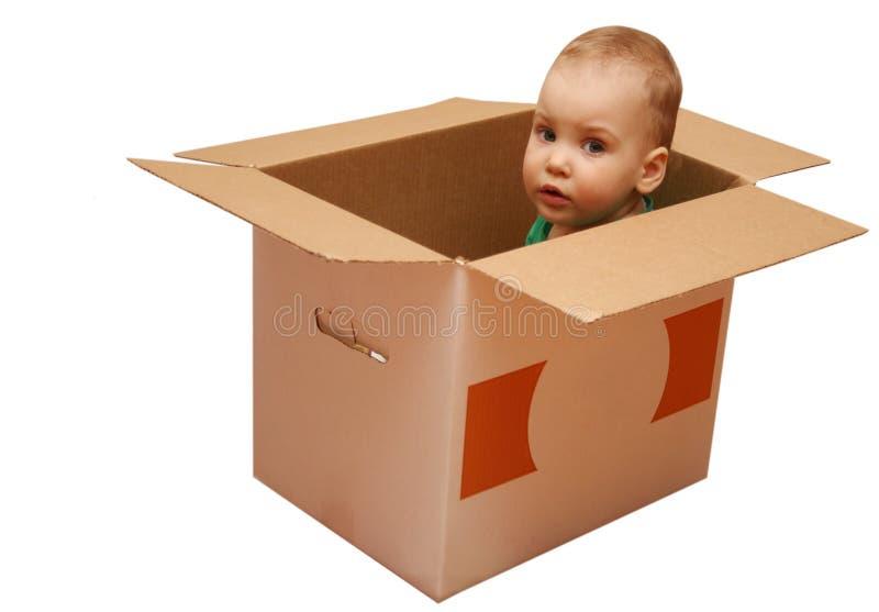 Sorpresa del bebé imágenes de archivo libres de regalías