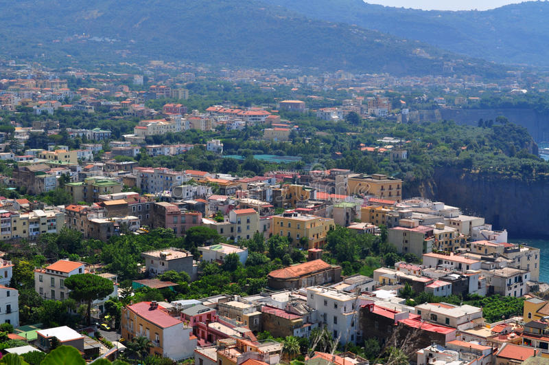 Sorrente, Italie images stock