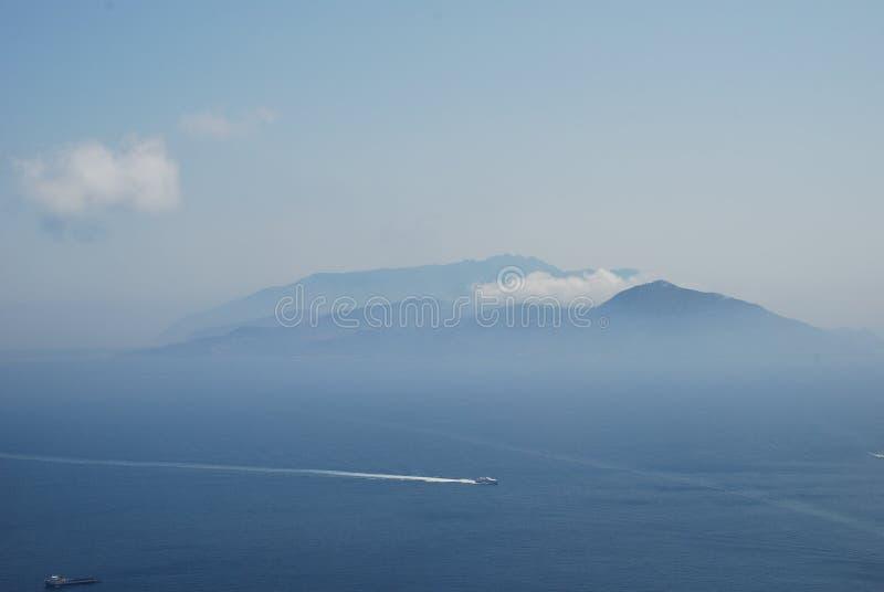 Download Sorrento bay stock image. Image of italy, sorrento, mountains - 22475659