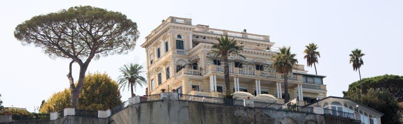 Sorrento Harbour Landmark Panorama stock photos