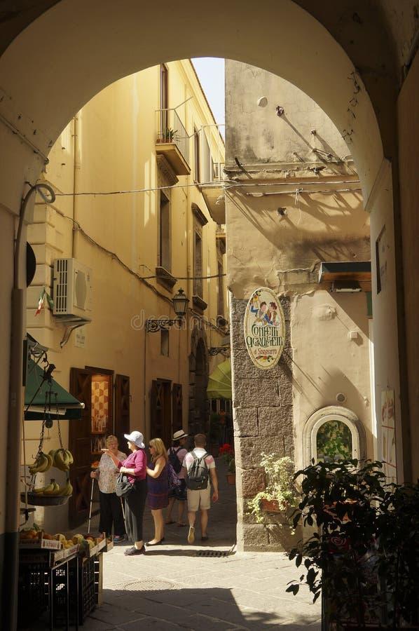 Sorrento Italia fotos de archivo libres de regalías