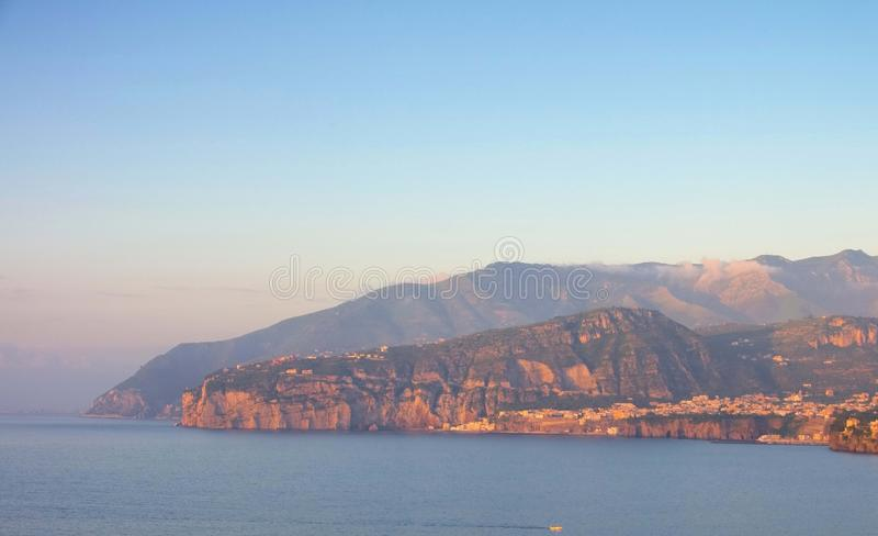 Download Sorrento stock image. Image of europe, panorama, harbor - 33158691