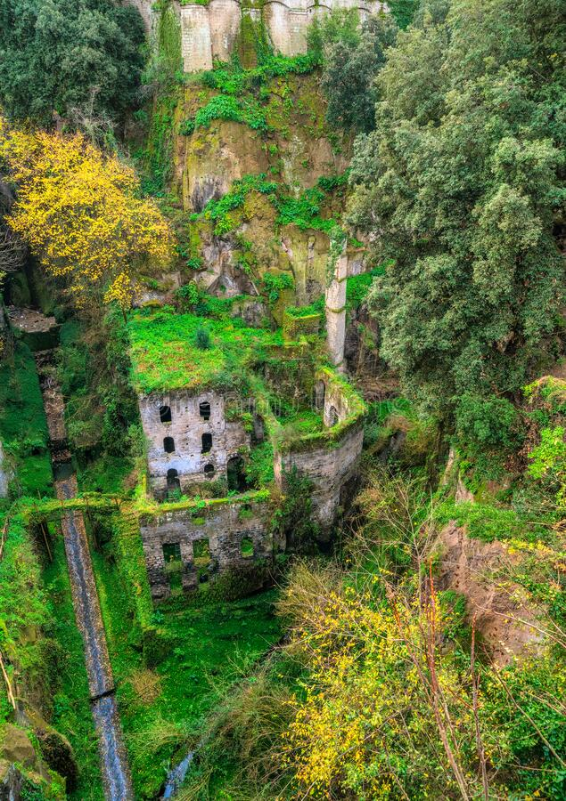 Sorrento, Napoli fotografie stock