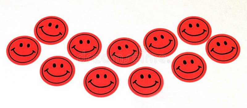 Sorrisi Fotografia Stock