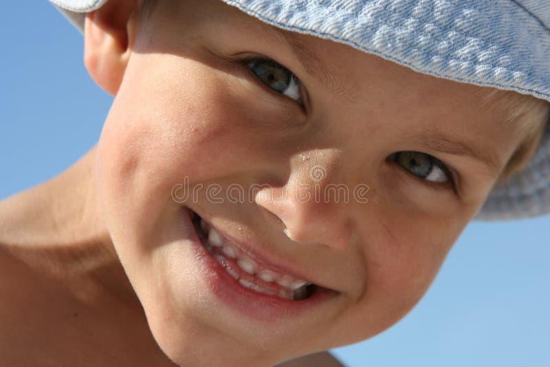 Sorriso fotografia de stock