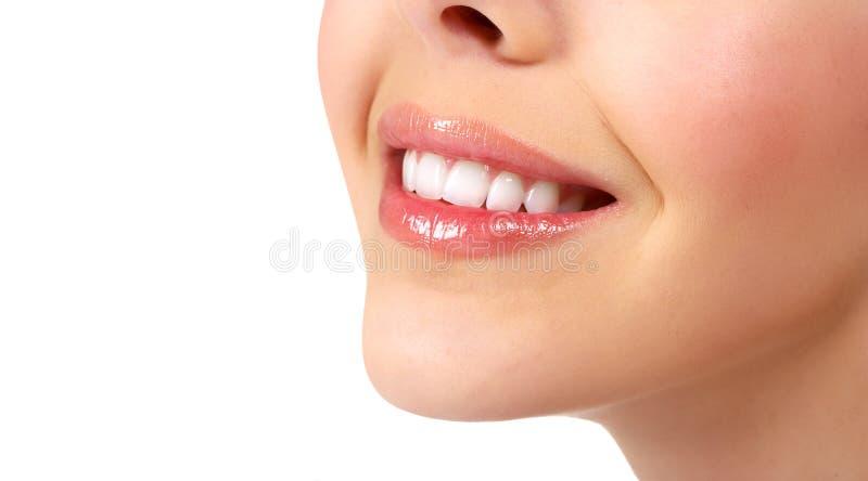 Sorriso bonito da mulher imagem de stock royalty free