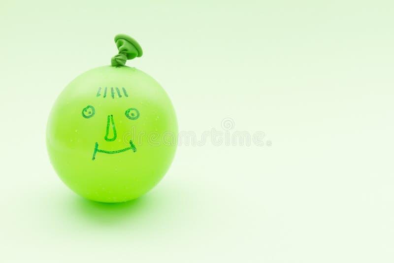 Download Balão com sorriso imagem de stock. Imagem de sorriso - 29843031
