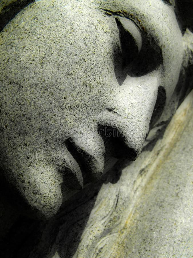 Download Sorrow stock image. Image of emotion, fine, detail, marble - 19397141