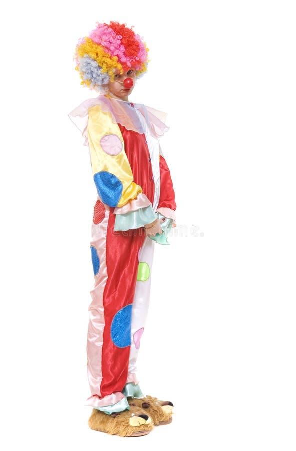 Sorry Clown Royalty Free Stock Photos