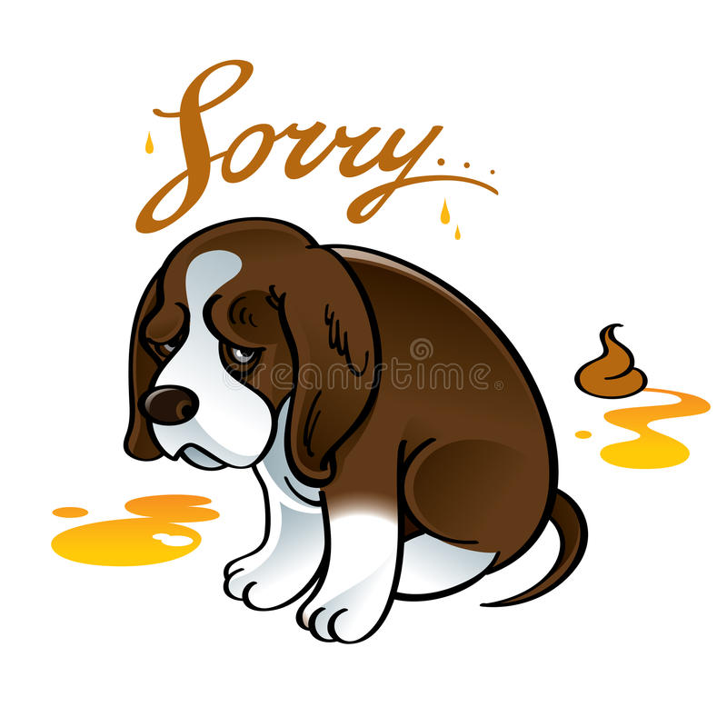 Sad Sorry Images: Sorry Sad Puppy Dog Stock Photo