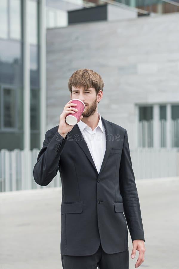 Sorsata di caffè immagini stock