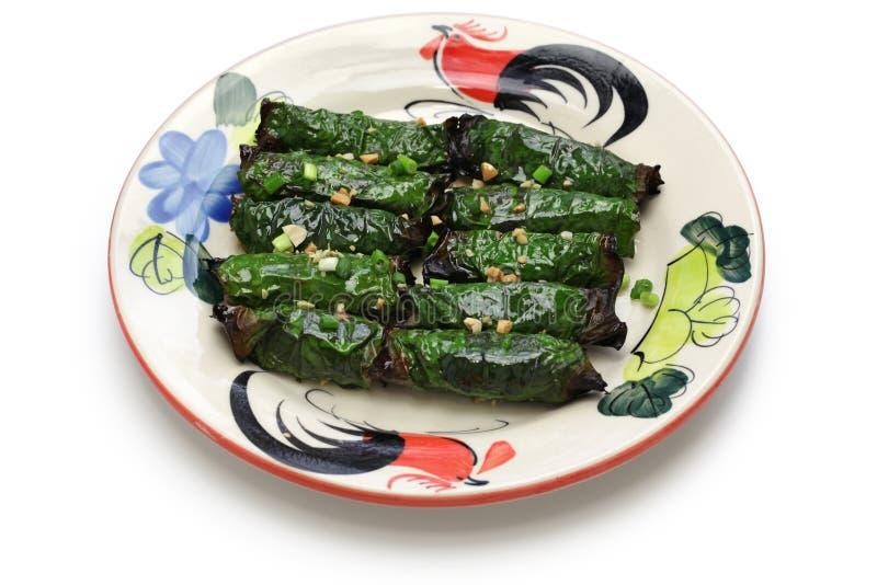 Sort de La de la BO, cuisine vietnamienne photographie stock libre de droits