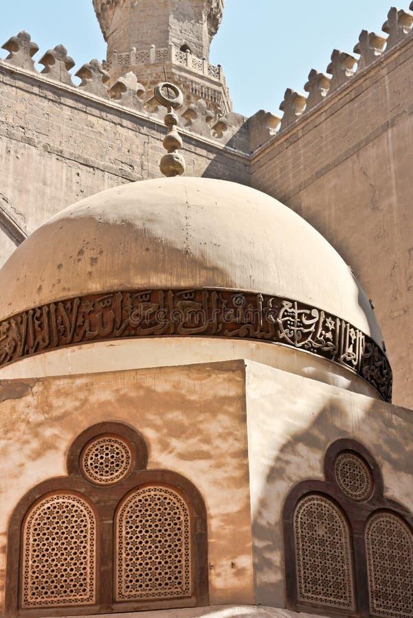 Sultan Hassan Mosque photographie stock libre de droits